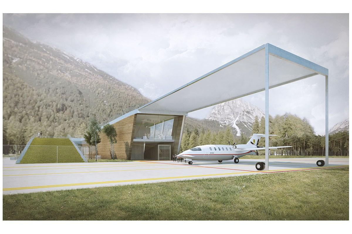 Cortina Airport